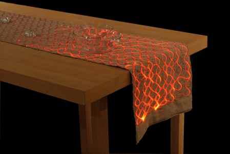 Chemin De Table Design : maurin donneaud araneafilum ~ Teatrodelosmanantiales.com Idées de Décoration