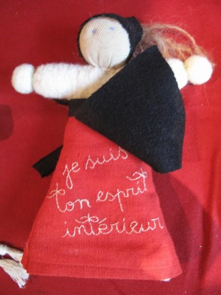 """""""Je suis ton esprit intérieur"""", la poupée de Vassilissa..."""